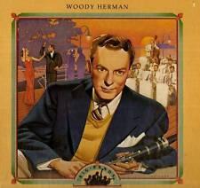 BIG BAND LP WOODY HERMAN BIG BANDS 2 RECORD BOX SET