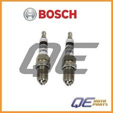 Set of 2 BMW E34 E36 E39 E46 318i 323is 330xi Spark Plug 4417 Bosch Platinum+4