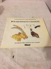 Livre Bouquetins Et Chamois Les Amis Du Parc De La Vanoise