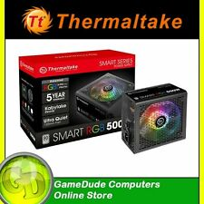 Thermaltake Smart RGB 500w 80 Plus Power Supply