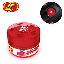 Jelly Belly Bean Sweet Gel Can Car Air Freshener Freshner - Very Cherry 15510