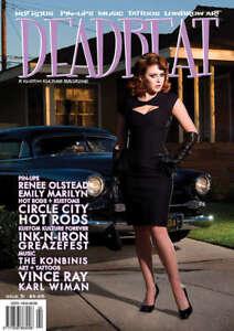 Deadbeat Kustom Kulture Magazine - Issue 31