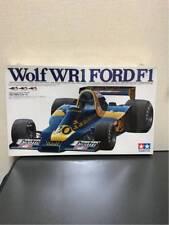 TAMIYA 1/12 Wolf WR-1 FORD F1 Big Scale model car kit