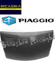 255819 - ORIGINALE PIAGGIO PARAFANGO ANTERIORE NERO APE 50 TM P