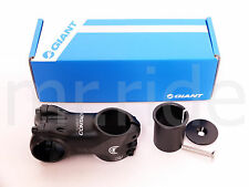 """mr-ride GIANT Contact OD2 Stem 60mm +/-8 degree Black for 1-1/4"""" or 1-1/8"""""""