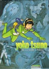 YOKO TSUNO - Roger Leloup - intégrale Dupuis 1/ De la Terre à Viéna.