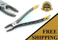 EXTRACTING FORCEP DIAMOND DUSTED SURGICAL DENTAL INSTRUMENTS F3
