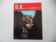 advertising Pubblicità 1973 MOTO FANTIC TI 50