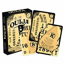 Ouija Playing Cards Horror Halloween Spooky Gift