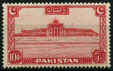 Pakistan 1948-57 SG#36, 10a Scarlet MH #D30830