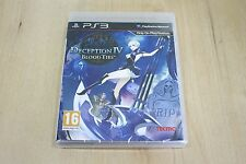 Deception IV Blood Ties  Playstation 3 - PS3 UK Pal New Factory Sealed