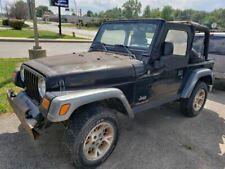 Jeep TJ Wrangler Power Steering Gear Box Rack Assembly LHD 03-06 11476