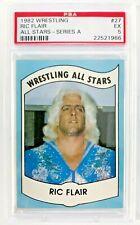 1982 Wrestling All Stars Series A #27 Ric Flair PSA 5!