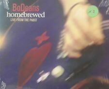 BODEANS- HOMEBREWED:LIVE FROM THE PABST *CD 2 PZ NEW SEALED NUOVO SIGILLATO RARO
