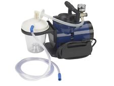 Drive Medical 18600 Portable Home Heavy Duty Suction Aspirator Machine ~NEW~