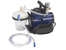 Drive Medical 18600 Suction Pump Portable Home Heavy Duty Aspirator Machine ~NIB