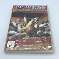 Barnyard Bowling PC Game (Windows, 2001) New And Rare