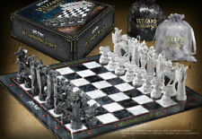 Harry Potter Wizard Chess Set Noble Collections