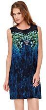 Gottex Pavone Silk Beach Tunic Dress Size Small Brand New + Tags RRP £280