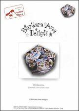 Barbara Ana Designs Counted X-stitch Chart - Owlscornu