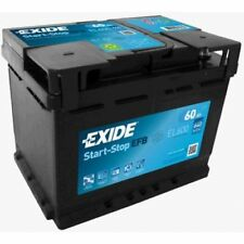EXIDE Starter Battery Start-Stop EFB EL600