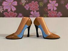 Bratz Dolls Shoes Feet Wild Wild West Fianna High Heels! MGA