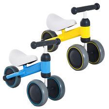 Kids Balance Tricycle 3 Wheel Ride-on Bike Trike Pedal Free Baby Toddler