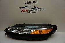 chipped 2014-2016 JEEP CHEROKEE LEFT DRIVER LED HID HEADLIGHT OEM # 68157103AQ