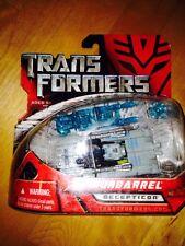 Transformers Movie 2007 Unreleased Target Scout Gunbarrel New Super Rare