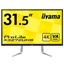 iiyama ProLite X3272uhs-b1 31.5-inch 3840 X 2160 4k LED Monitor - Black