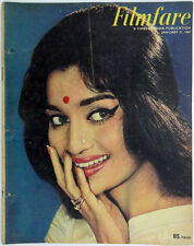 FILMFARE (1969 JAN 31) BOLLYWOOD MAGAZINE ASHA PAREKH SHARMILA, NAWAB OF PATAUDI