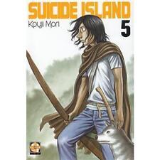 SUICIDE ISLAND 5 - MANGA GOEN EDIZIONI - NUOVO