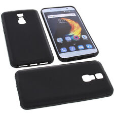 Case for ZTE Blade A2 plus Cell Phone Pocket Cases TPU Rubber Case Black