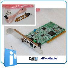 Sintonizador PCI TDT Digital HDTV MCE Avermedia DVB-T M135C Sintonizadora Bulk
