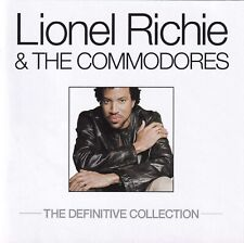 Lionel Richie & The Commodores: Definitive Collection 2Cd * New * Ss