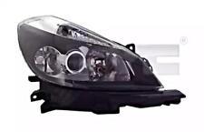 Black Xenon Headlight Fits Left RENAULT Clio Euro Lutecia Wagon 2005-2009