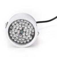 cctv illuminator light security camera IR Infrared night vision lamp 48 LED RG