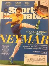Sports Illustrated Magazine Neymar Silva Santos August 7, 2017 081417nonrh2