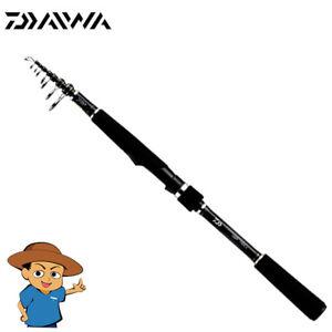 Daiwa LAZY T100M-3 Medium 10' telescopic fishing spinning rod 2018 model