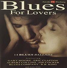 Blues for Lovers (1992, Electrola) Gary Moore, B. B. King, Peter Green, C.. [CD]