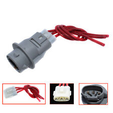 Front Turn Signal Light Socket Connector Harness W/ 3-Wire Kit For Honda Civic