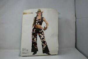 Cowhide Cowgirl Chaps