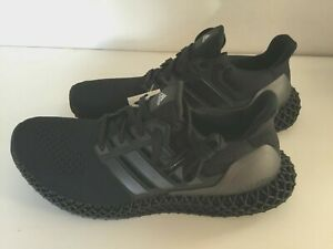 Adidas Ultra 4D Mens' sneakers shoes multiple sizes FY4286 Triple Black