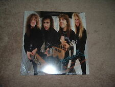 METALLICA Garage Days '87 LP ORIGINAL US press UNPLAYED UNOPENED SEALED !!!!!!