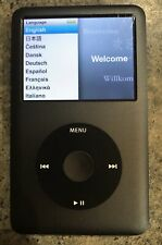 Apple iPod classic 7th generation 120 gb *Tested and Working* With Accessories
