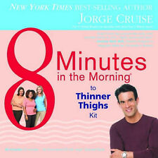 8 Minutes In The Morning To Thinner Thighs Kit: Lose Up to 4 Inches in Less Than