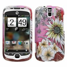 Spring Time Hard Case Cover for HTC myTouch 3G Slide
