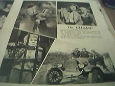 book picture film - 1932 - film feature the champ wallace berry