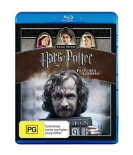 Harry Potter And The Prisoner Of Azkaban (Blu-ray, 2009)