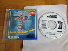 "CHRISTINA AGUILERA Car Wash LIMITED OOP 2004 GERMANY exclusive 3"" CD single"